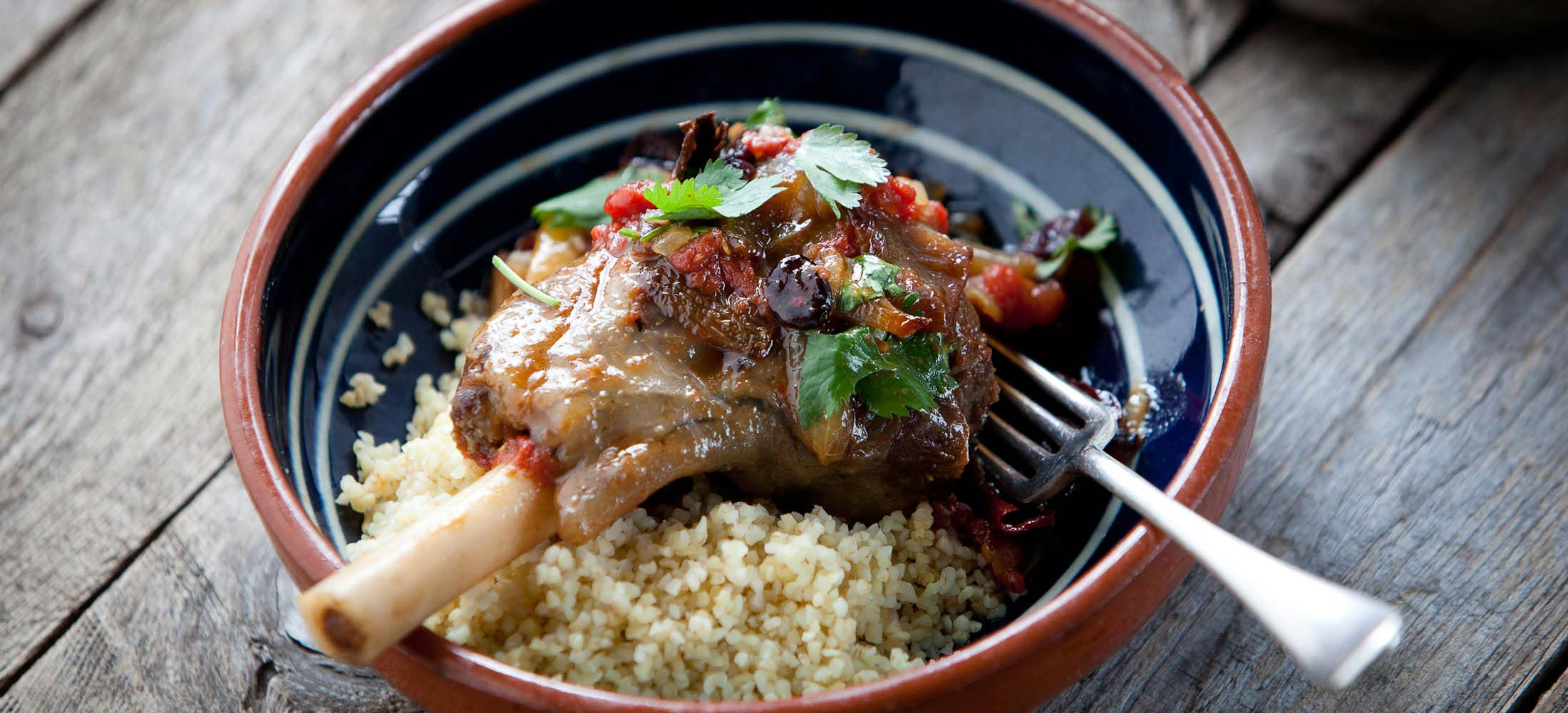 Kid & Quince Tagine